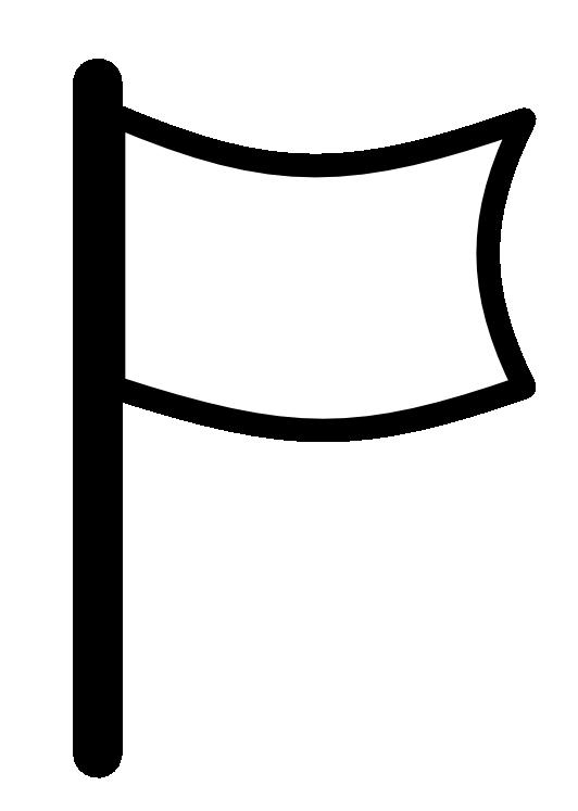 532x747 Waving American Flag Clip Art Clipart Bay
