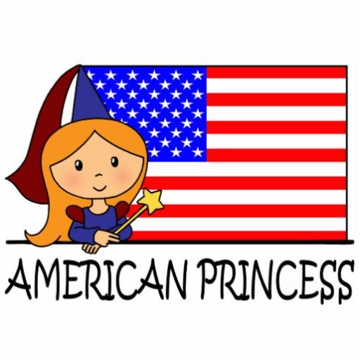 512x512 Cartoon American Flag