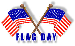 260x158 Flag Day Clip Art