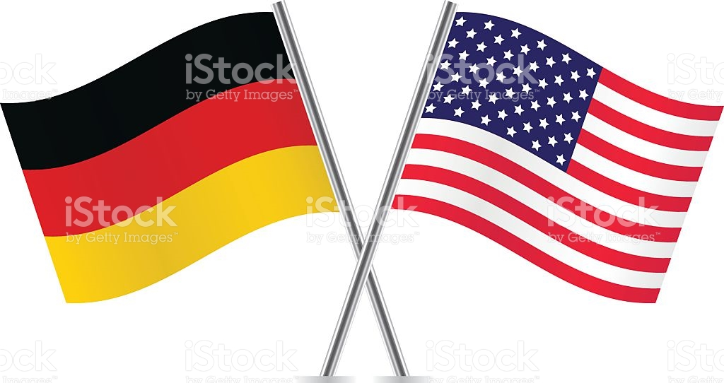 1024x542 Germany Clipart American Flag