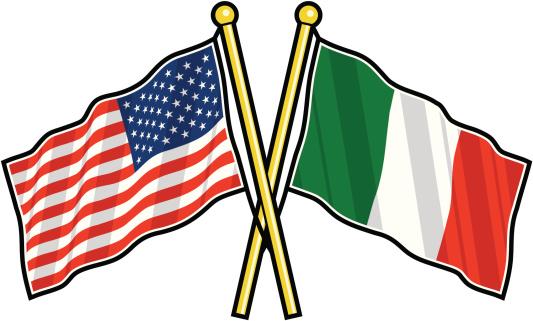 533x321 Italian And American Flag Clip Art Clipart