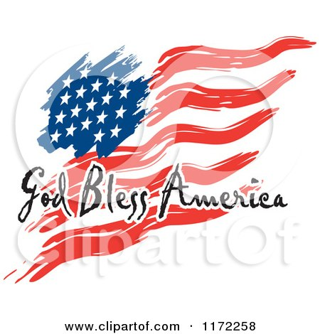 450x470 Tattered American Flag Clip Art Cliparts
