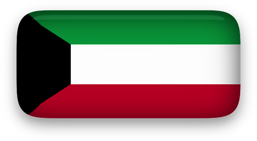 515x284 Free Animated Kuwait Flags