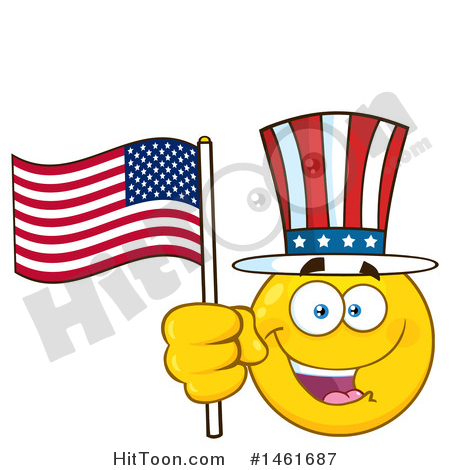 450x470 American Clipart