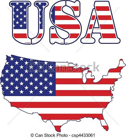 428x470 Top 80 Usa Clip Art