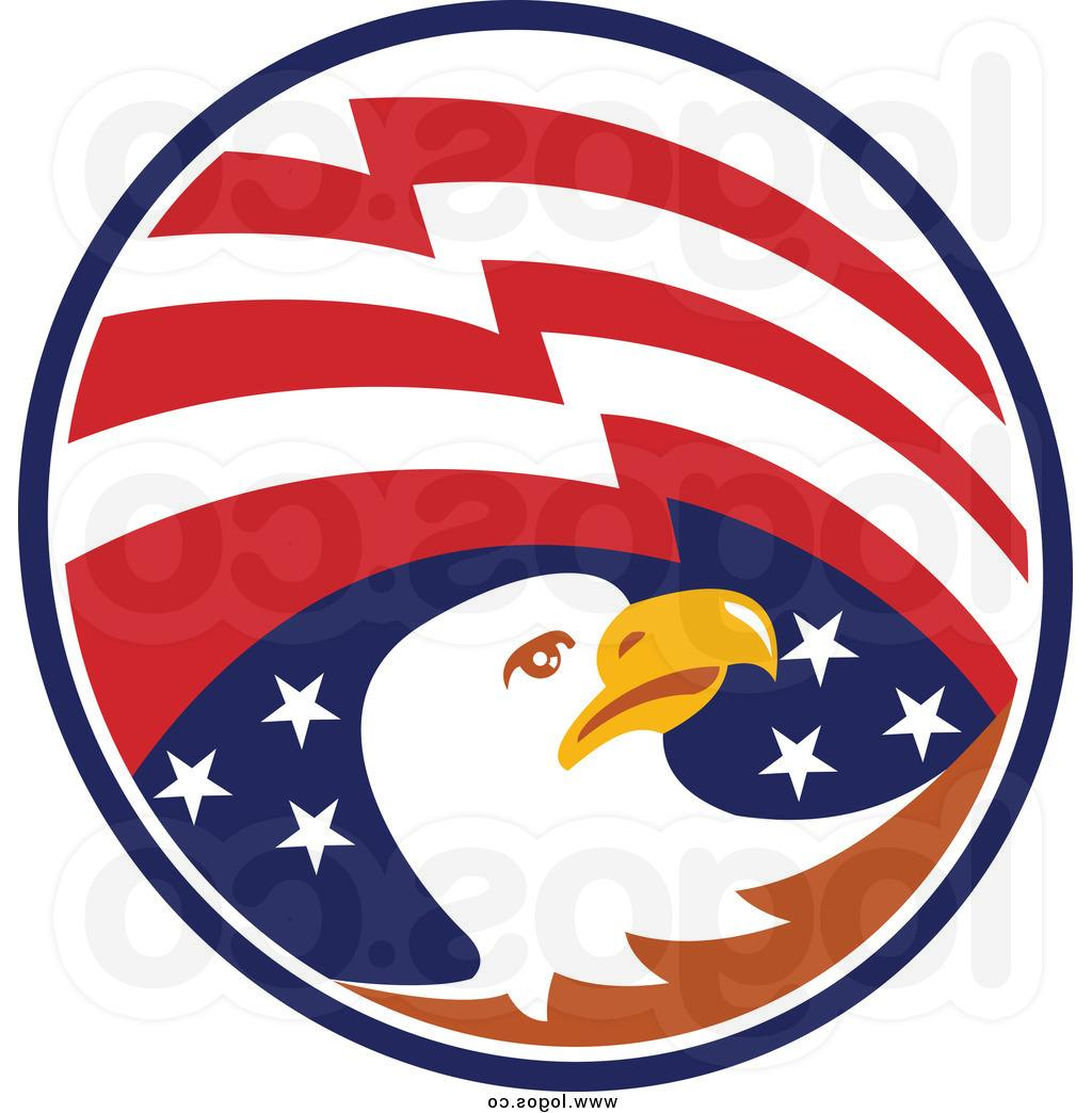 1024x1044 Best Free Bald Eagle American Flag Image