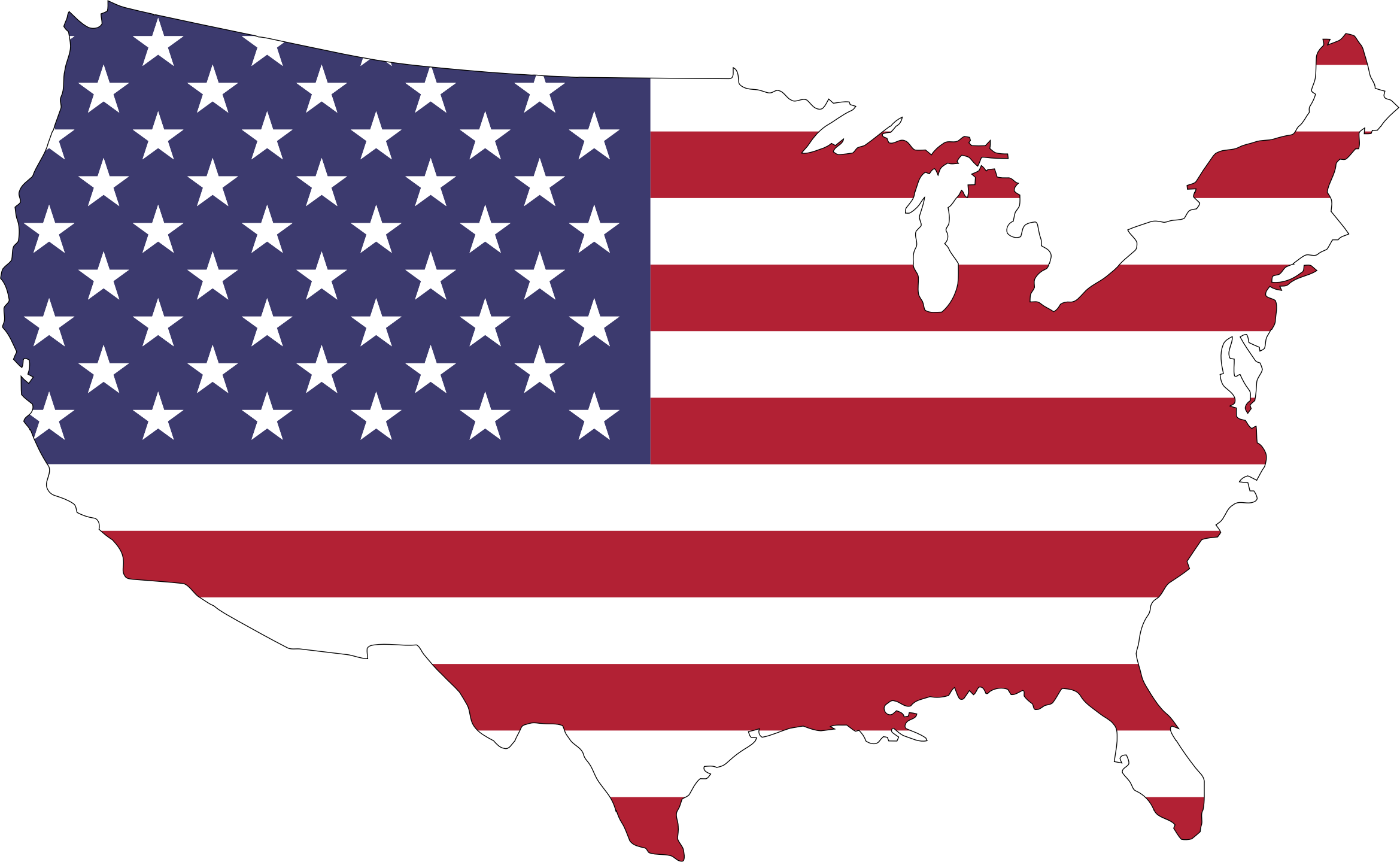 2339x1440 Free Stock Photo Of American Flag Country Vector Clipart