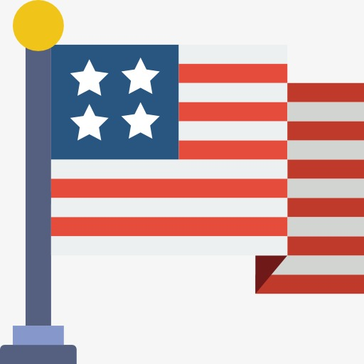 512x512 American Flag, United States, Flag Png And Psd File For Free Download