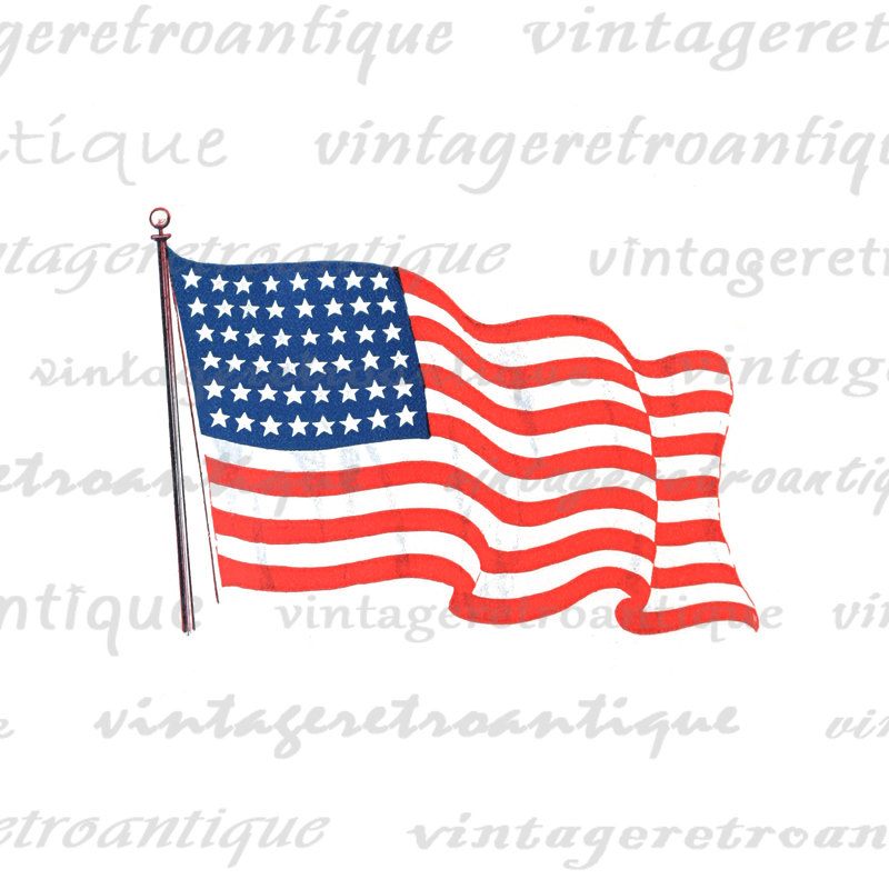 800x800 American Flag Sunglasses Clipart