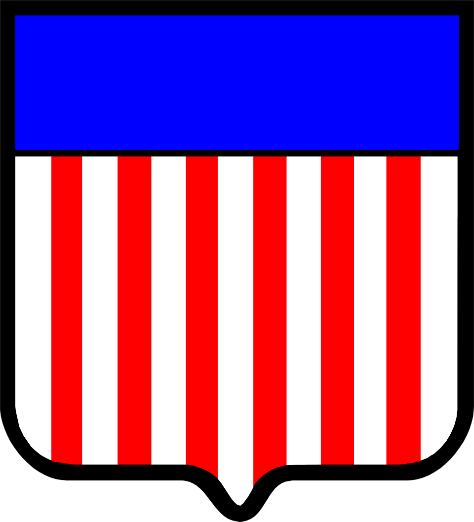 958x1053 American Flag Clipart Shield