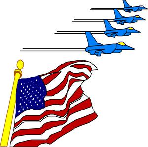 300x298 American Flag Clipart Free Usa Graphics