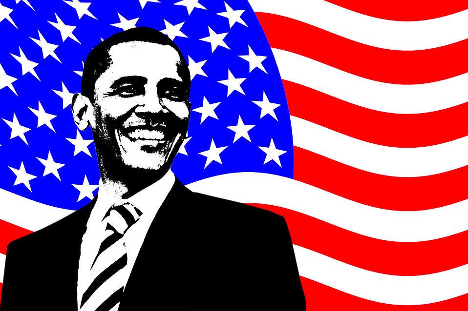 958x638 Obama Free Stock Photo Illustration Of Barack Obama