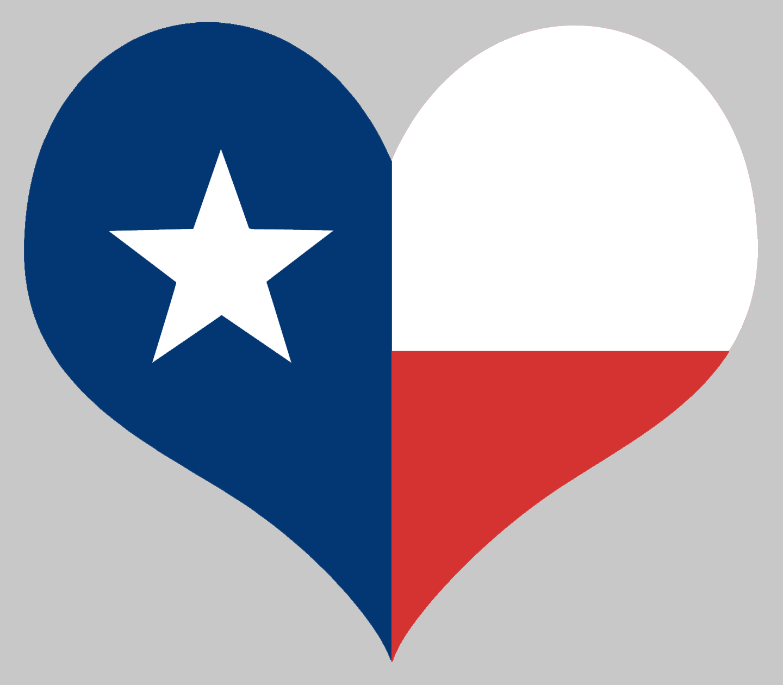 1440x1260 American Flag Heart Clipart