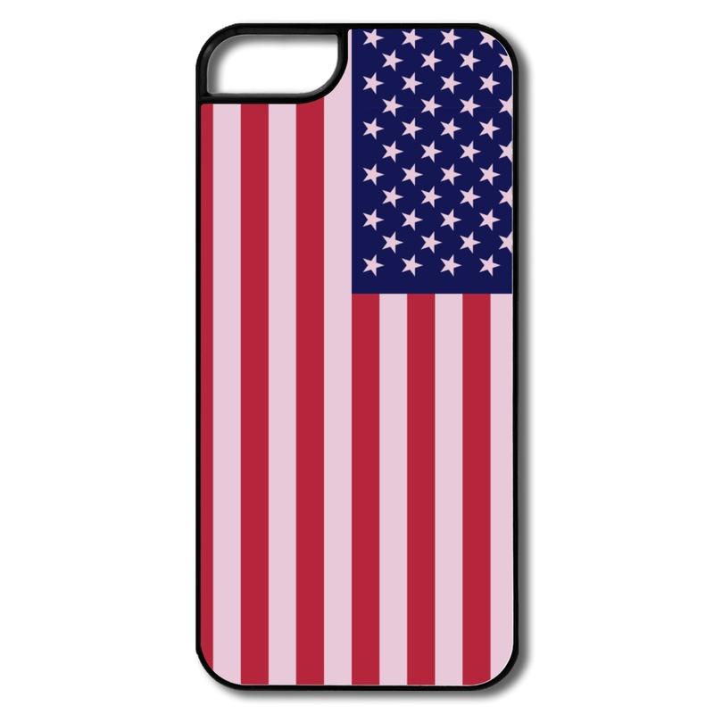 800x800 American Flag Image Free