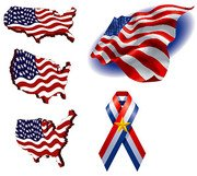 180x161 Grunge American Flag Clip Art, Vector Grunge American Flag