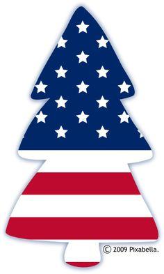 236x393 American Flag Polka Dot Border Clip Art Clipart Courtesy