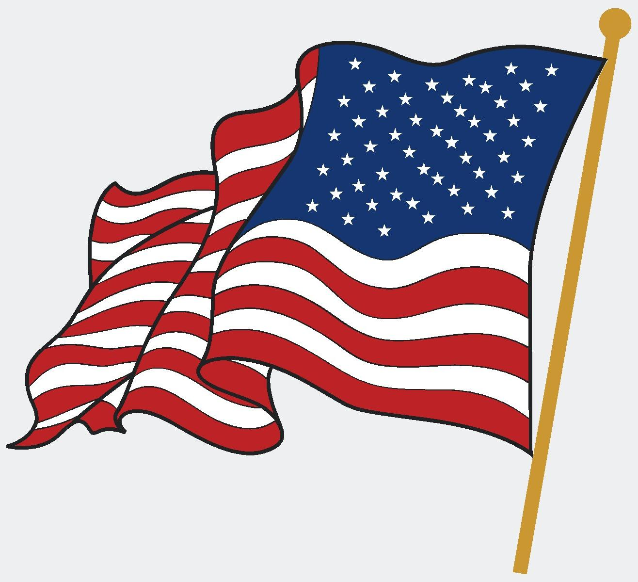 1316x1200 Hd American Flag Usa Clip Art Free Vector For Download Photos