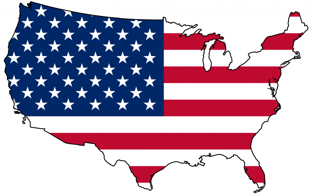 1024x636 Awesome American Flag Clip Art Usa Clipart Cliparting Com