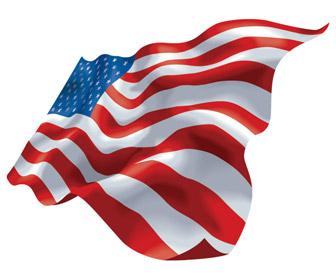 336x280 Us Flag Stripes Clipart