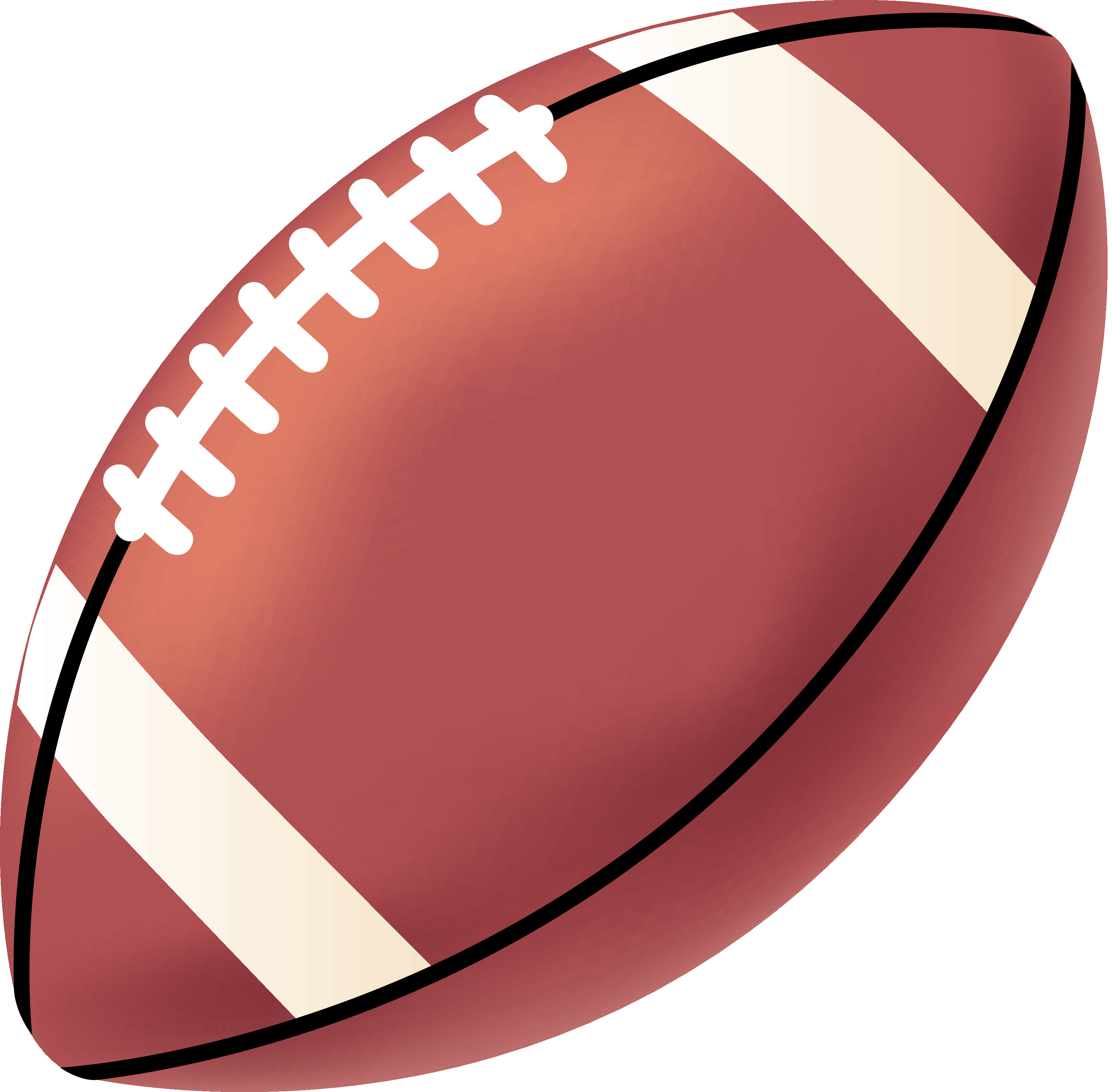 3300x3237 Football clip art printable free clipart images