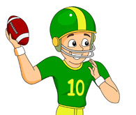 195x165 Search Results For Football Clipart