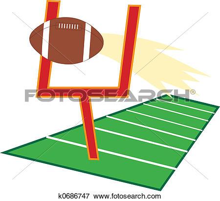 450x412 Clipart Football Field