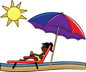 300x252 Vacation Clipart Image