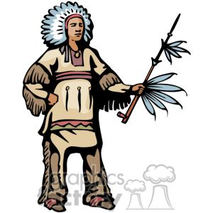 300x300 American Indian Chief Clipart Ccb Indian Village