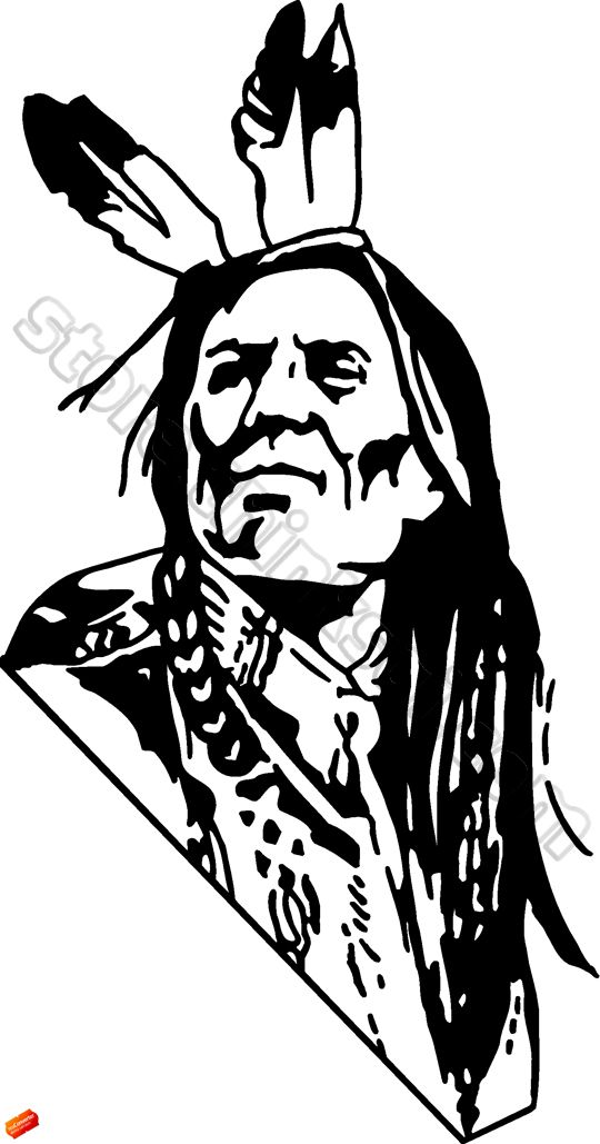 American Indian Clipart