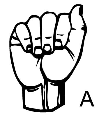 American Sign Language Pictures