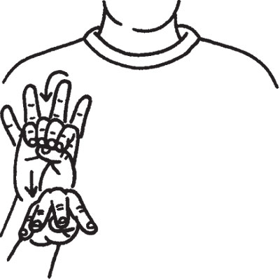 400x400 9 Popular Deaf Expressions In American Sign Language