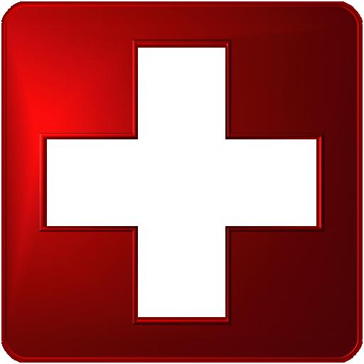512x512 American Red Cross Logo Clipart
