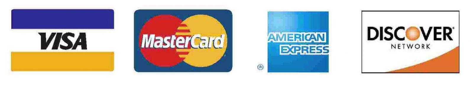 1600x289 Credit Card Symbols Clipart