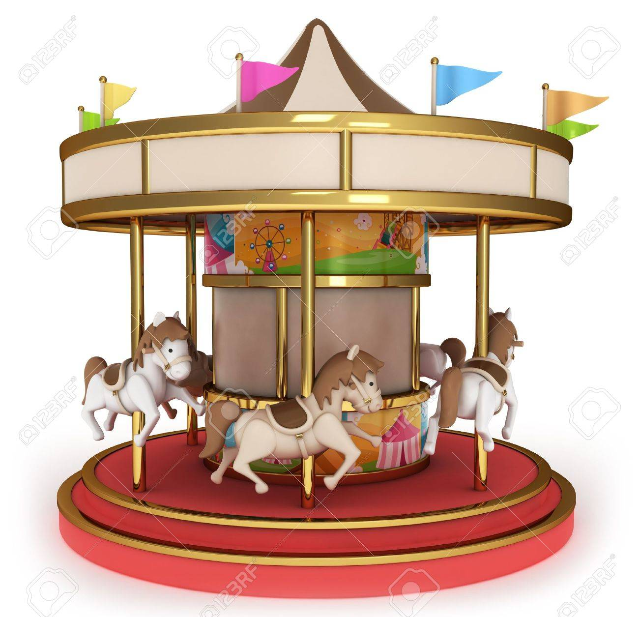 Amusement Park Clipart