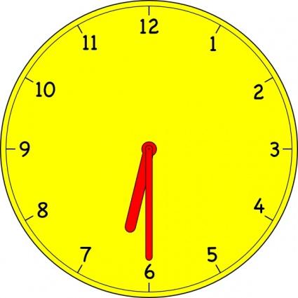 425x425 Clock Face No Hands