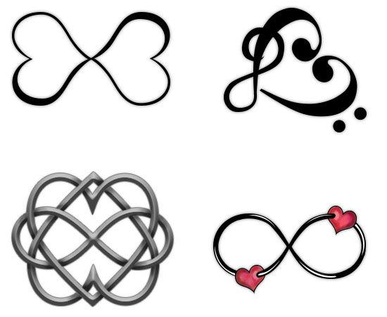 Anchor Infinity Sign