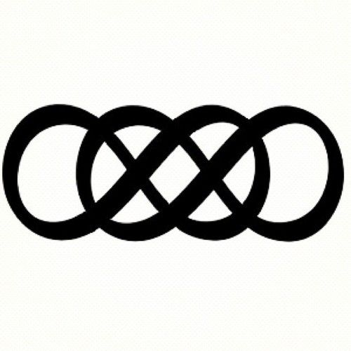 500x500 Double Infinity Sign Tattoos Double Infinity