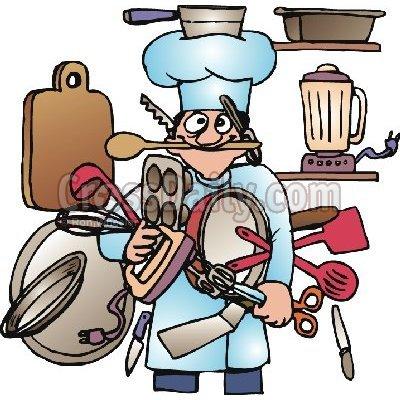 400x400 Clip Art Kitchen Items Clipart