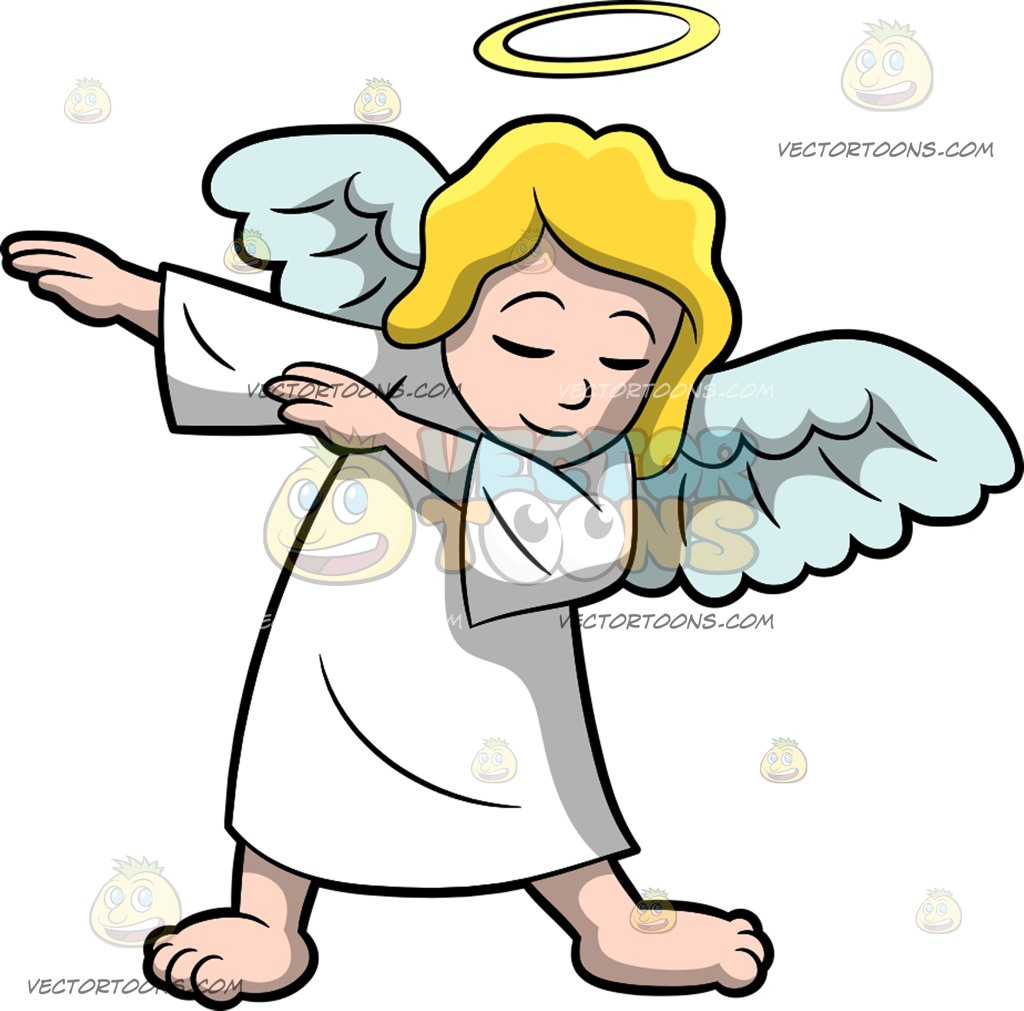 Angel Cartoon Image