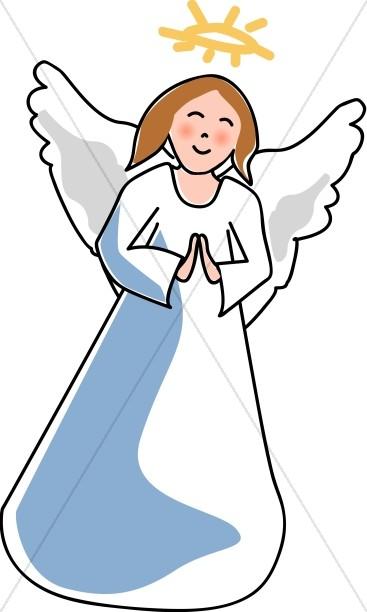 367x612 Friendly Angel Child Angel Clipart
