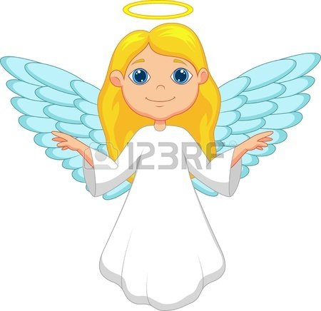 450x436 White Angel Cartoon Royalty Free Cliparts, Vectors, And Stock