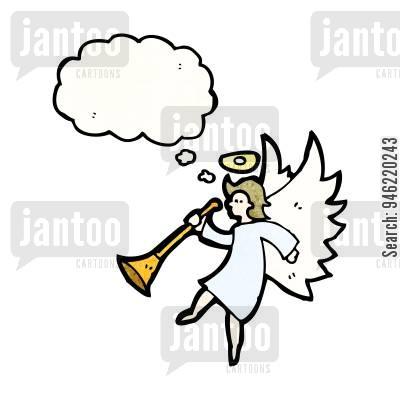 400x400 Angel Cartoons
