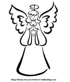 236x275 Photos Angel Drawings Black And White,