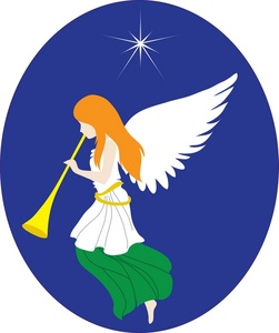 251x300 Free Angel Clipart Image