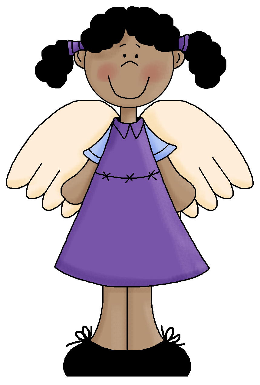 859x1271 Free angel clipart clipartcow