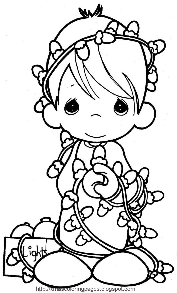 728x1207 Cartoons ~ Little Angels Coloring Pages Little Page Adult Pictures