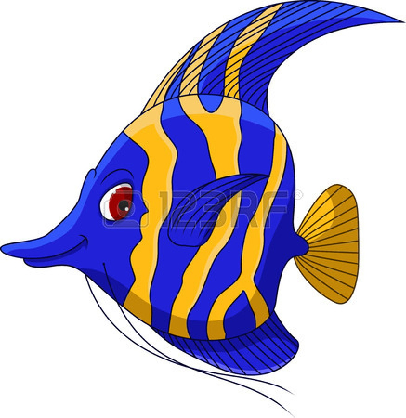1311x1350 Image Of Angelfish Clipart
