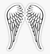 210x230 Angel Halo Stickers Redbubble