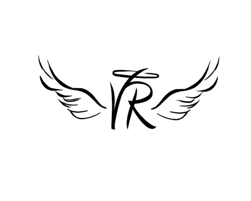 1024x820 Tattoofinder Angels Wings Tattoo Design Jesse Lee Vaughn