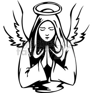 300x300 4065 Angel Clip Art Amp Graphics